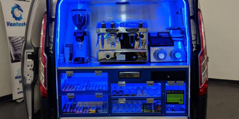 mobile coffee business
