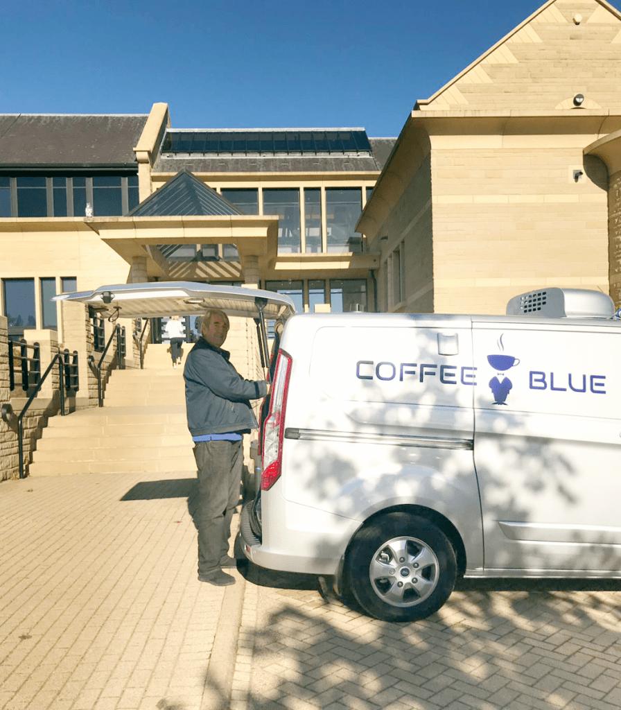 Coffee Blue in Harrogate